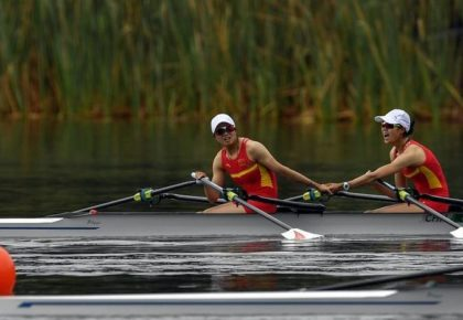 2018 ARF Para-rowing Training Camp in Chungju, Korea