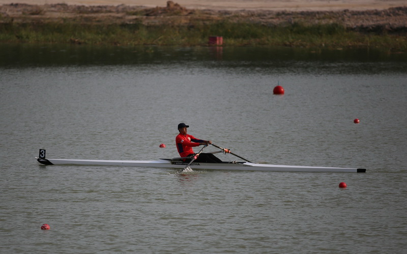 2019 Asian Rowing Junior Championships, 2019 Asian Row Cup, 2019 Asian Rowing Masters Regatta (20 Dec 19)